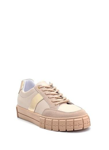 Derimod Kadın Ayakkabı(Rgn-58-2) Spor Bej